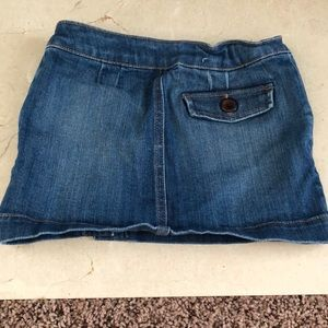 Old Navy Bottoms - 💙Little Girls Blue Jean Skirt💙